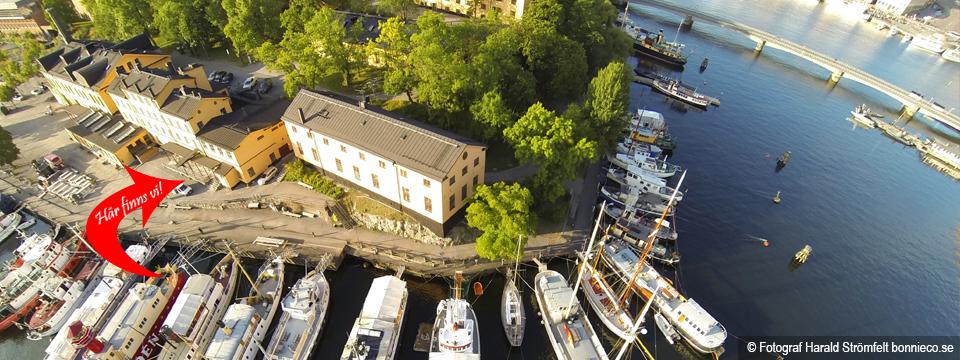 Kulturfyren Skeppsholmen Stockholm